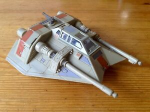 Star Wars SNOWSPEEDER Luke Skywalker. Action Fleet Micromachines 1996 COLLECTOR