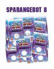 Match Attax - Saison 15/16 - 10 XXL-Booster mit je 10 Karten + Sammelmappe LEERTrading Card Sammlungen & Lots - 261329