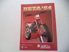 advertising Pubblicità 1984 MOTO BETA TR32 TR 32 TRIAL 240