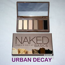 ORIGINALE Urban Decay NAKED BASICS Matte Eyeshadow Palette NUOVO CON SCATOLA
