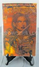 Witchblade #50 Chrome Edition Autographed by Paul Jenkins & Numbered #15 of 500