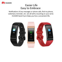 HUAWEI Band 4 Pro 0.95inch AMOLED Touch Smart Band Bluetooth Heart Rate Monitor