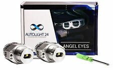 Bmw e90 e91 3er 40 vatios LED Angel Eyes cree chip marker corona anillos a3