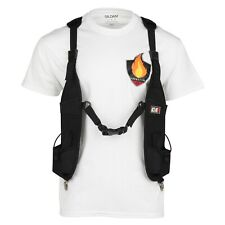 NEW Double Shoulder Radio Holster Harness -SHIPS TODAY