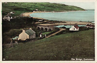 Vintage Postcard Bridge, Cushendun, Northern Ireland Early 20th Century Unposted