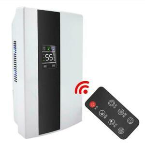 2.2L Home Office Air Dryer Electric Mini Desiccant Compact Damp Dehumidifier Q