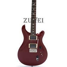 Indonesia PRS SE Standard 24 New Electric Guitar Ferrari Red 2H Mahogany Body
