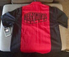 Dickies Psychobilly Rockabilly Bowling Nekromantix Medium New Button Up Shirt