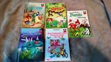 5x Walt Disney World of Books Bundle (2)