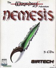 NEMESIS: THE WIZARDRY ADVENTURE +1Clk Windows 10 8 7 Vista XP Install