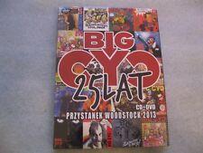 Big Cyc - 25 lat - Przystanek Woodstock 2013 CD+DVD POLISH RELEASE