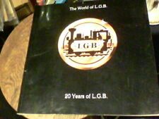 The World of  L.G.B.  20 Years of L.G.B. 1988