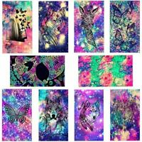 DIY 5D Diamond Painting Kits Full Drill Butterfly Flowers Embroidery Home Decor