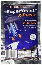 Liquor Quik Super Yeast X-Press (Makes 6.5 U.S. gal./25L)