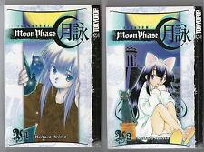 Tsukuyomi MOON PHASE - Volumes 1 & 2 - TOKYOPOP Manga