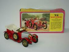 MATCHBOX LESNEY MODELS OF YESTERYEAR BOXED 1914 PRINCE HENRY VAUXHALL Y2-3 1970