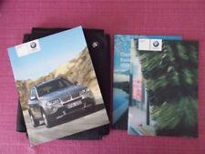 Manuals/Handbooks BMW X3 Model Car Owner & Operator Manuals