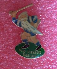 Pins RUGBY Club OLD FISHER SABLAIS Les Sables D'olonne Vendée