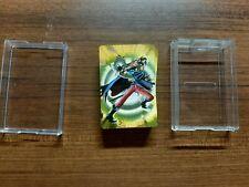 Anime Manga Poker Playing Cards Full Deck Slayers Great Mint Foil Backs!