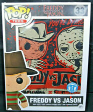 Funko Pop Tees Freddy Vs Jason #33 T Shirt Large Unisex New. Sealed. Rare 2015