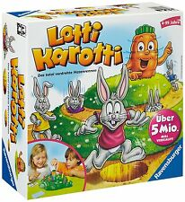 Ravensburger 21556 Kinderspiel Lotti Karotti
