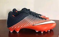 Mens 🏈 Nike Vapor Speed 2 Low TD Football Cleats 14 Navy White Orange 846805