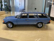 Mercedes Benz 200 T-Modell S123 B66040671 Modell 1:18 Limited Edition Blau Norev