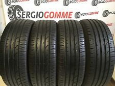 4x 215/55 R18  215 55 18  2155518 95H, CONTINENTAL ESTIVE, 7-5,9mm, DOT.1513/12