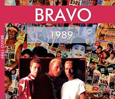 BRAVO 1989 - Alle Ausgaben des Jahres komplett im pdf Format - IM DIGIPACK!!!