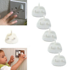 5PCS Electrical Plug Socket Cover Guard Mains For Baby Safety Child Protector