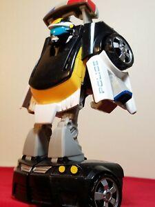 Transformers Rescue Bots Playskool Heroes The Police-Bot Original Release