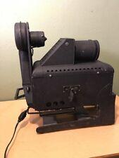 Vintage Spencer Lens Delineascope VA Slide Projector Overhead Working Steam Punk