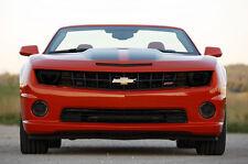 2010-2013 Camaro [10CC_FR] Front & Rear Lights - 20% Vinyl Tint
