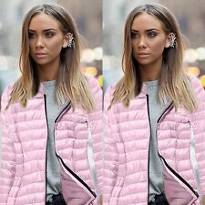 Fashion Women Winter Warm Hooded Coat Jacket Trench Windbreaker Parka Outwear