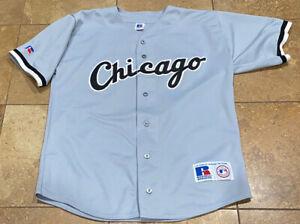 Vintage Maje MLB Chicago White Sox Frank Thomas Baseball Jersey Men's Medium
