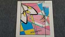 INXS - Dekadance 12'' US Vinyl Single Promo Stamp