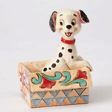 "Jim Shore Figur N°4054287 Enesco DISNEY Skulptur ""LUCKY - 101 Dalmatiner"" NEU !!"