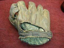 Hutch Vintage Leather Left Handers Baseball Mitt