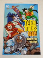 Teen Titans Go! Ready For Action DC Comics (Paperback)< 9781401268992