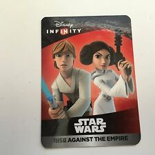 DISNEY INFINITY 3.0 WEBCODE CARD