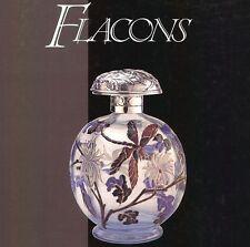 FLACONS vaporisateur CELIV Cerutti Small Bottle Lalique Baccarat Marinot Bohème*