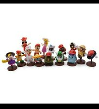 15 Piece Figuren Set Super mario Odyssey Peach Gumba And More Toy 1 3/16in -