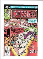 DAZZLER #7 HIGH GRADE (9.0) HULK MARVEL