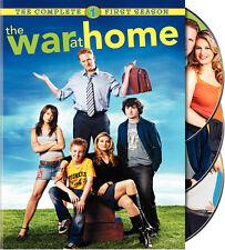 The War At Home . The Complete Season 1 . Familienstreit de Luxe . 3 DVD . NEU