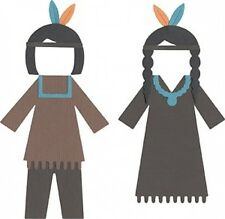 "Quickutz ""REV 0073 Revolution Die ""Native  Costumes"""