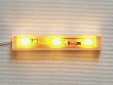 Miniature NovaLyte  LED 3 Light Strip Warm # NSL-3 WW