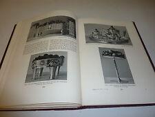 Jugendstil Kunst Buch München 1916 Architektur Gemälde Plastiken Metallobjekte