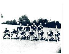 1944 CLEVELAND RAMS 8X10 TEAM PHOTO NFL FOOTBALL OHIO USA