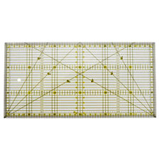 Quilting Rulers 15*30 cm - AU Stock Sewing Patchwork Templates Transparent Cut