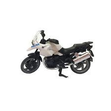 Siku 1049 BMW R1200GS Greek Police Motorbike Official New